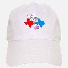 Turning Texas Red to Blue Baseball Baseball Baseball Cap