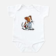 Sitting JRT Infant Bodysuit