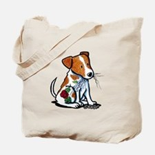 Sitting JRT Tote Bag