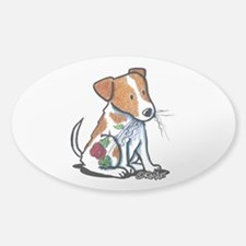 Sitting JRT Decal