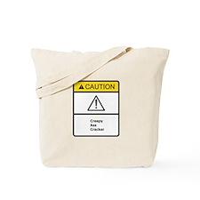 Creepy Cracker Tote Bag