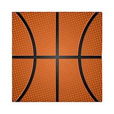 Basketball Pattern Queen Duvet