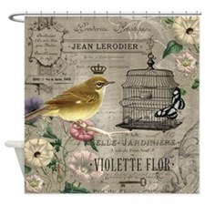Heather Myers 002c FRENCH GARDEN birdcage 5 Shower