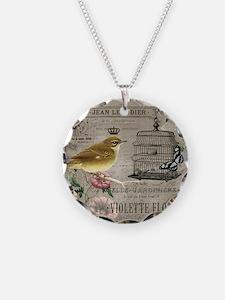 Heather Myers 002c FRENCH GARDEN birdcage 5 Neckla