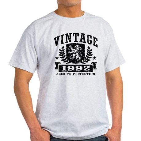 Vintage 1992 Light T-Shirt