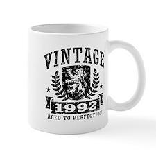 Vintage 1992 Mug