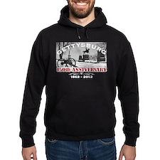 Civil War Gettysburg 150 Anniversary Hoodie