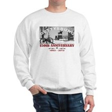 Civil War Gettysburg 150 Anniversary Sweatshirt