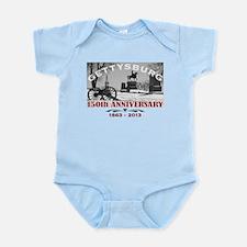 Civil War Gettysburg 150 Anniversary Body Suit