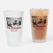 Civil War Gettysburg 150 Anniversary Drinking Glas