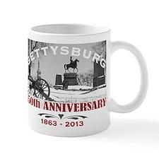 Civil War Gettysburg 150 Anniversary Mug