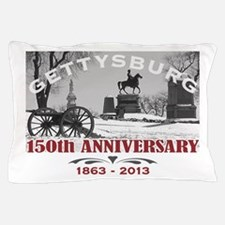 Civil War Gettysburg 150 Anniversary Pillow Case