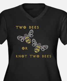 Two Bees Goddess Proportioned T-Shirt