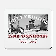 Civil War Gettysburg 150 Anniversary Mousepad