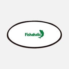 Fishaholic Patches