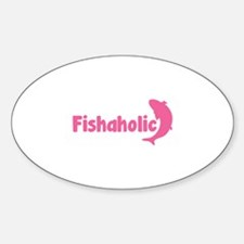 Fishaholic Decal
