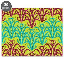 Geometric Grasses Puzzle