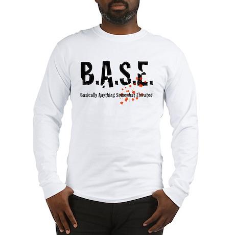B.a.s.e. Jumping Skydiver Long Sleeve T-Shirt