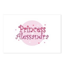 Alessandra Postcards (Package of 8)