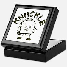 Knuckle Sandwich! Keepsake Box