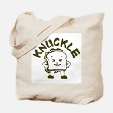 Knuckle Sandwich! Tote Bag