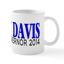 Wendy Davis for Texas Governor 2014 Mug