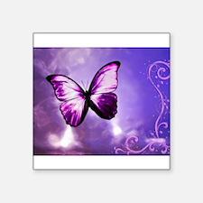 purple majesty Sticker