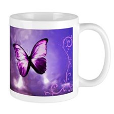 purple majesty Small Mug