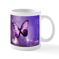 purple majesty Small Mugs
