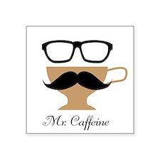 Mr. Caffeine Sticker