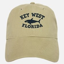 Sharking Key West Baseball Baseball Cap