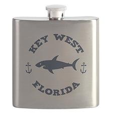 Sharking Key West Flask