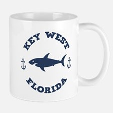 Sharking Key West Mug