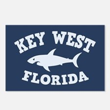 Sharking Key West Postcards (Package of 8)