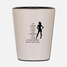 I Am Shot Glass