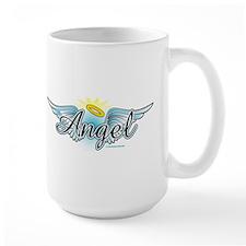 Attitude - Angel Coffee Mug@ eShirtLabs