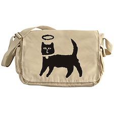 Good Kitty Messenger Bag