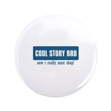 "Funny Designs 3.5"" Button (100 pack)"