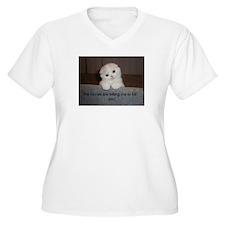 Voices kitty Plus Size T-Shirt