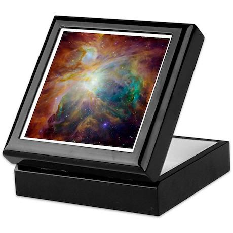 Orion Nebula Keepsake Box