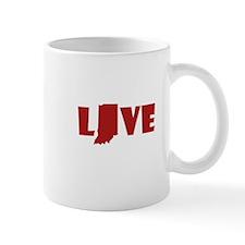 LOVE indiana Mug