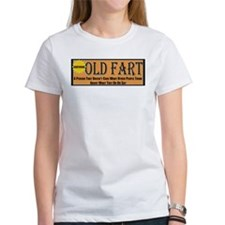 Old Fart Motto T-Shirt