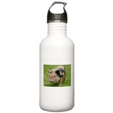 Little Spotty micro pig Sports Water Bottle
