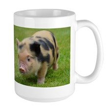 Little Spotty micro pig Mug