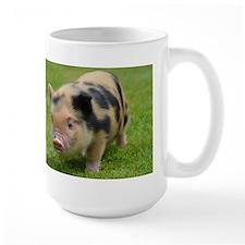 Little Spotty micro pig Mug