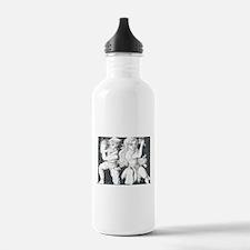 Original Manga Character Pose Water Bottle