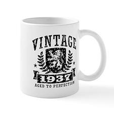 Vintage 1937 Mug