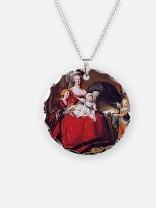Lebrun: Marie Antoinette & c Necklace