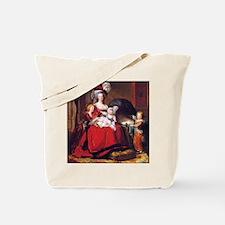Lebrun: Marie Antoinette & children Tote Bag