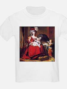 Lebrun: Marie Antoinette & chil T-Shirt
